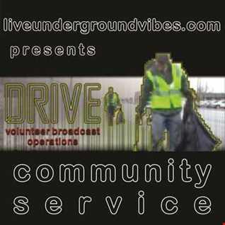 Drive - Community Service 012116