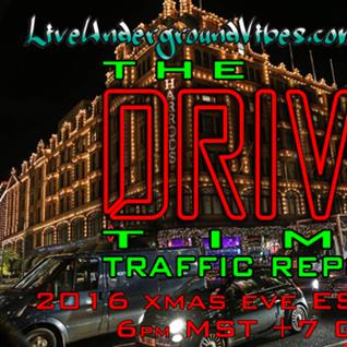 Traffic Report Xmas Eve 2016 Especial