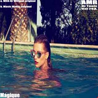 Agenda Music Recordings Magique With Or Without Original 2015