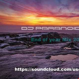 Neil Paranoid Atmospheric dnb End of year mix 2016