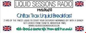 Guest Mix  Chillax Trax Liquid Breakfast Show 94 95 Classics