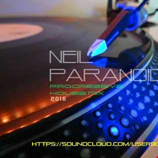Dj Paranoid Uk Progressive House Mix2 2016 Free DL