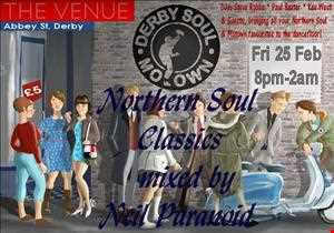 Northern Soul Classics  Mix