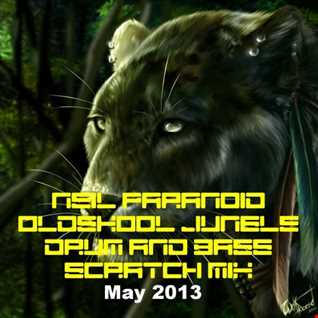 Neil (( Oldskool Jungle Drum & Bass Vinyl Scratch Mix May 2013 )) Paranoid