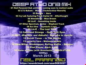Deep Atmospheric dnb Mix  feb 2013