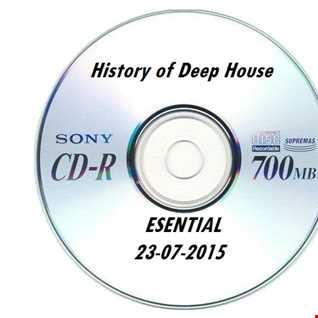 History of Deep House 23 07 2015