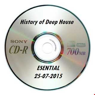 History of Deep House 25 07 2015