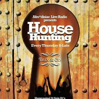 DJ XJ - Funky House with a twist !!! Played @Brix & Co House Hunting Thursday 2nd March 2017 (Track Listed)