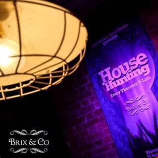 DJ XJ Deep House Set Played at Brix & Co House Hunting Thursday 16th March 2017