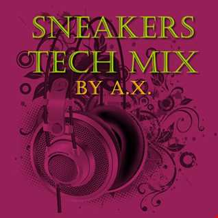 Sneakers Tech Mix by AX