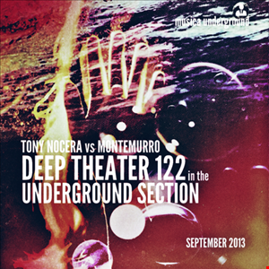 Deep Theater 122 in the Underground Section
