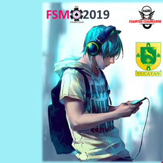 (Disco) Franquicias Show Mérida 2019 Radio Cuartos Cuadrados