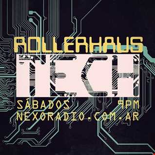 ROLLERHAUS RADIO SHOW (10) TECH HOUSE