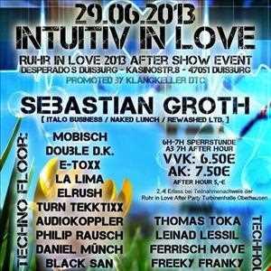 Ferrisch Move @ Ruhr in Love Aftershow (29.06.2013)