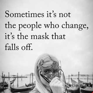 As Life Goes On Mask Off