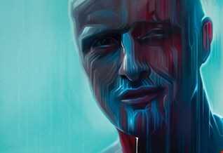 Mad Japanese Blade Runner Blues...