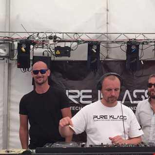 PURE KLASS DJs -SUMMER TECHNO SESSION N FX- JULY 2015
