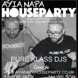 PURE KLASS DJs versus DJ DRAMAS-AYIA NAPA HOUSE PARTY EVENT PROMO MIX