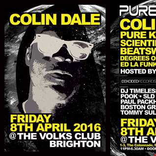 PURE KLASS DJs HEAVY TECHNO SESSIONS N FX VOL 3 -MARCH MIX-BRIGHTON PROMO MIX