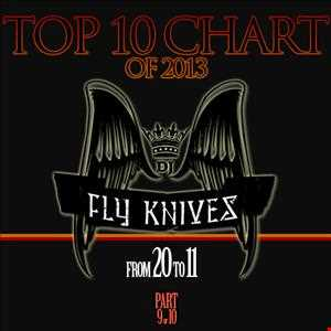 TOP 10 Chart of 2013 pt.9of10 (20to11)