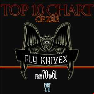 TOP 10 Chart of 2013 pt.4of10 (70to61)