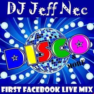 2018 Facebook Live Nu Disco Mix