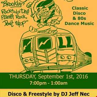 Canarsie Reunion Disco & Freestyle Jam at Althouse 2016 09 01 A