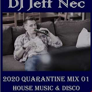 Disco House Quarantine Mix Live 01