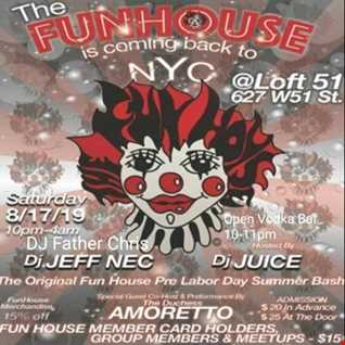 2019 NYC Funhouse Reunion Mix 01