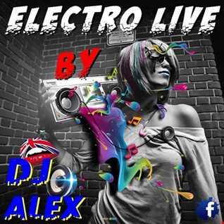 show electrolive feel alive mix