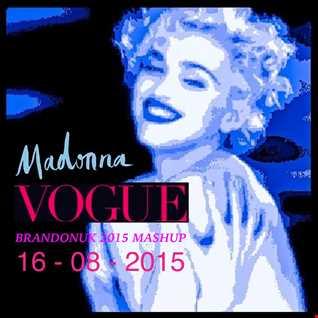 Madonna -  Vogue (BrandonUK Vs Bassfort House Mashup)