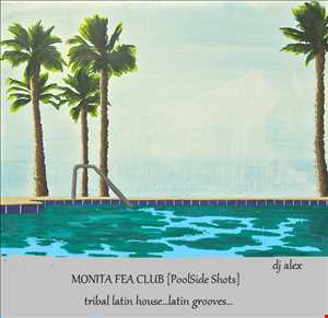 MONITA FEA CLUB [PoolSide Shots]