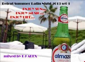 Beirut Summer Night Latin 2013 [Set 1]