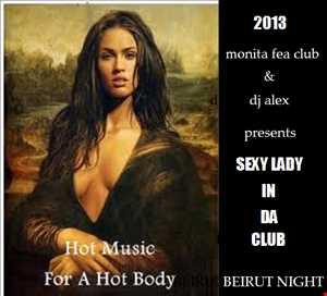 MONITA FEA CLUB [Sexy Lady In Da Club]