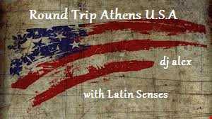 Round Trip Athens U.S.A with Latin Senses