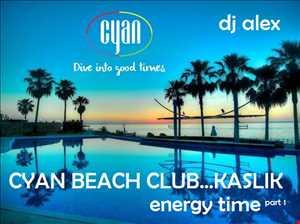 CYAN BEACH CLUB [Energy Time Part 1]