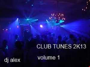 Dj alex [Club Tunes Volume 1] [2K13]