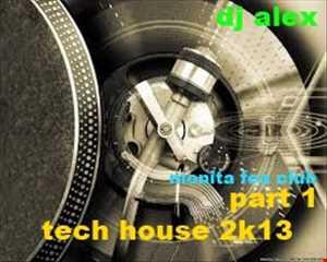 Tech House Mix 2013 [part 1]
