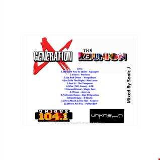 X Generation The Reunion Vol1