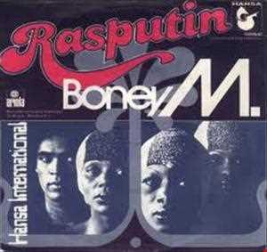 Boney M Rasputin (LuiG Disco House)