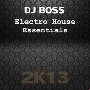 DJ BOSS Electro House Essentials [16 11 2013]