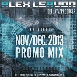 Alex Leavon - December 2013 (Promo Mix)