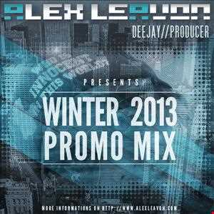 Alex Leavon - WINTER 2013 (Promo Mix)