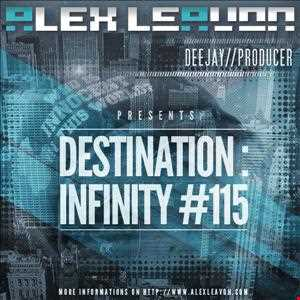 Alex Leavon Pres. Destination: Infinity #115 // March 2013