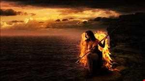 A Flaming Heart(HardTechno) by Willian J.