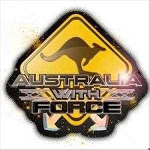 Martin J   Australia With Force!