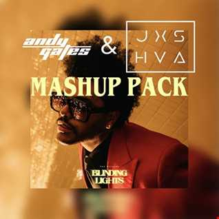 The Weeknd Vs The Kemist & DJ BrainDeaD ft. Nyanda - Blinding Lights X Mayhem (Andy Gates & JXSHVA Mashup)