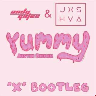 Justin Bieber - Yummy (Andy Gates & JXSHVA 'X' Bootleg)