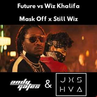 Future Vs Wiz Khalifa - Mask Off (Andy Gates & JXSHVA 'Still Wiz Mashup) (Clean)