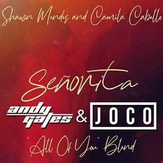 Shaun Mendes & Camila Cabello - Senorita (Andy Gates & JOCO 'All Of You' Blend)